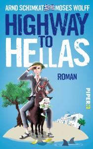 Highway to Hellas ROMAN
